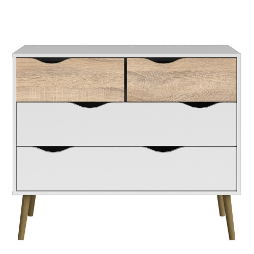 And Oak Furniture To Go Oslo Chest Of, Furniture 2 Go