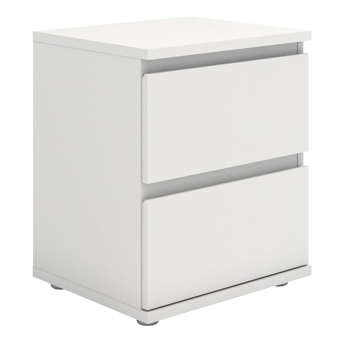 Nova furniture collection in white