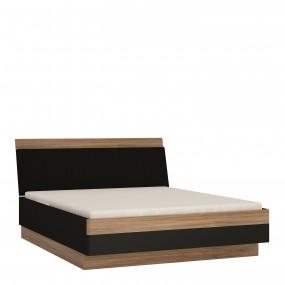 Monaco 160 cm king size bed