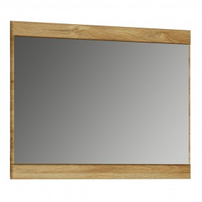 Cortina Mirror in Grandson Oak