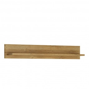 Cortina Wall shelf 117 cm in Grandson Oak