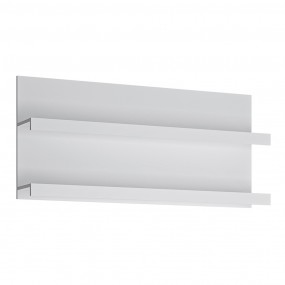 Fribo 136 cm wide wall shelf in White