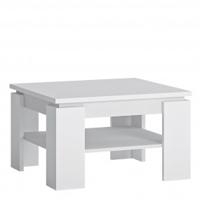 Fribo Small coffee table in White