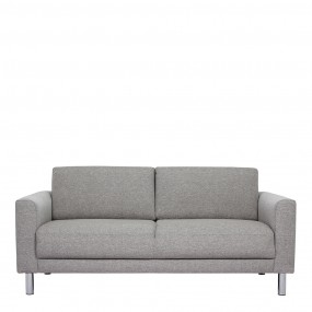 Cleveland 2-Seater Sofa in Nova Light Grey