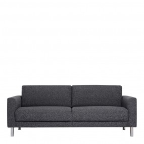 Cleveland 3-Seater Sofa in Nova Antracit
