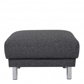 Cleveland Footstool in Nova Antracit