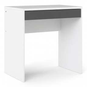 Function Plus Desk White Grey White Grey