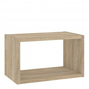 Roomers Wall Shelf Unit in Oak