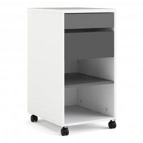 Function Plus Mobile file cabinet 2 drawers + 1 shelf FSC Mix 70 % NC-COC-060652