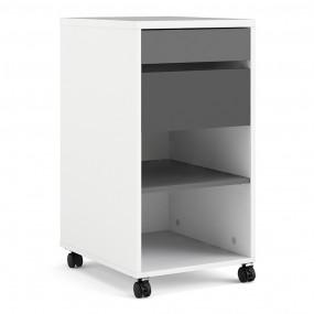 Function Plus Mobile file cabinet 2 drawers + 1 shelf FSC Mix 70 % NC-COC-060652