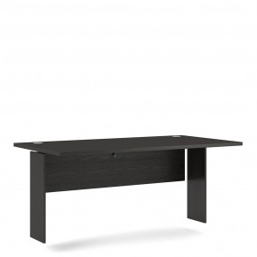 Prima Desk Top 150 cm in Black woodgrain