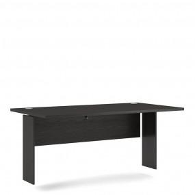 Prima Desk Top 150 cm in Black woodgrain