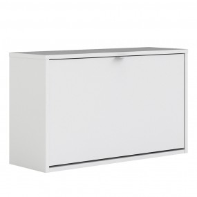 Shoes Shoe cabinet  w. 1 tilting door and 2 layers