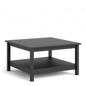 Barcelona Coffee table in Matt Black