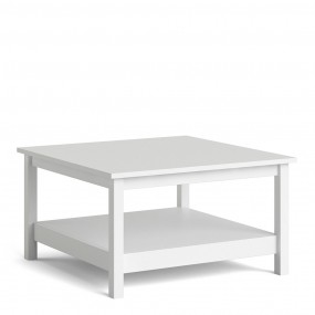 Madrid Coffee table in White