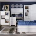 ANGEL KIDS RANGE bed, cupboard, desk, topunit, bookcase and cornerrobe