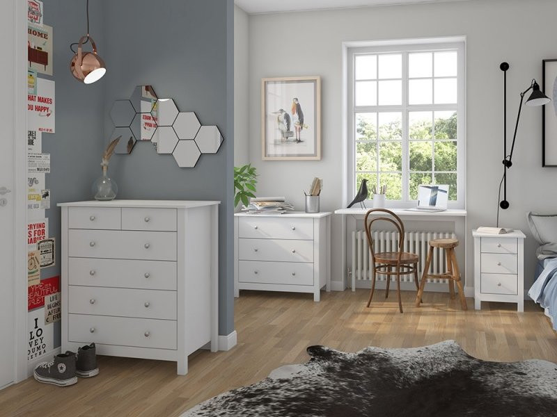 Florence shaker bedroom furniture collection